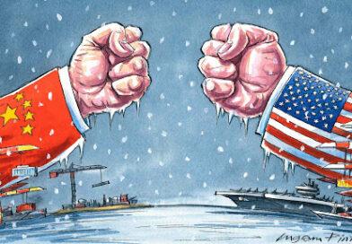 US-China Bitter Trade War