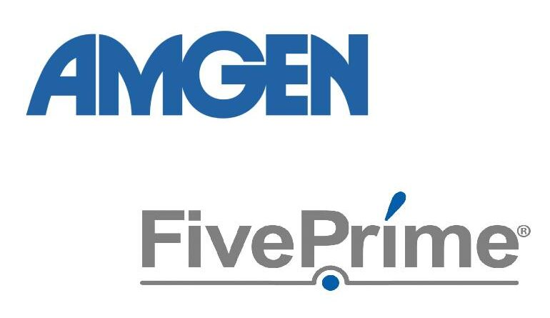 Amgen is purchasing Five Prime Therapeutics for about $1.9 billion
