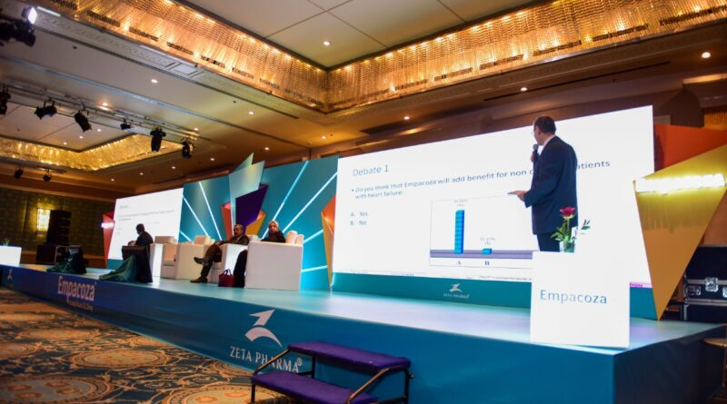 "Zeta Pharma launches ""Empacoza"" type 2 diabetes medicine in Egyptian Market"
