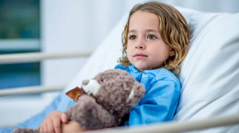 Sharp Rise in Acute Medical Beds Occupied by Children with Nowhere Else to Go