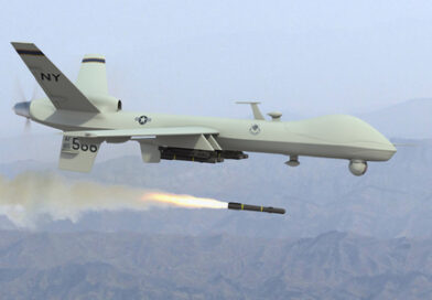 Drone Attack Hits near US forces in Northern Iraq